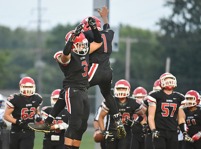 HS Football: Brunswick @ Elyria 09232016