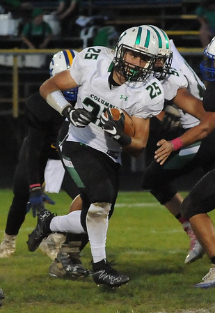 HS Football: Columbia @ Clearview 10072016