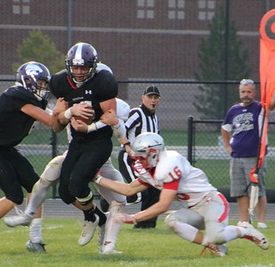 HS Football: Fairview @ Keystone 09232016