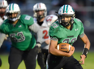 HS Football: Lutheran West @ Columbia 09302016