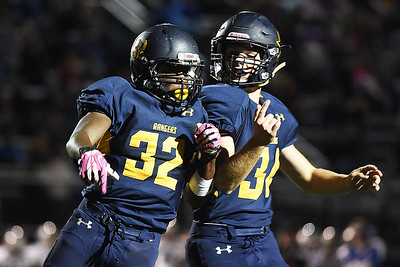 HS Football: Midview @ North Ridgeville 10282016