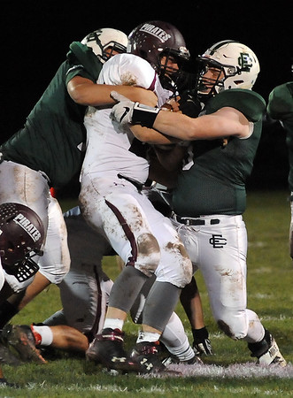 HS Football: Rocky River @ Elyria Catholic 10212016