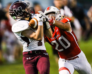HS Football: Wellington @ Firelands 10072016