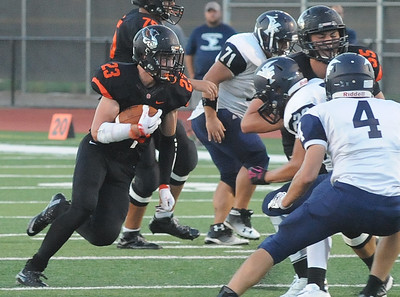 North Olmsted wins opener against Valley Forge