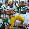 North Ridgeville vs. Cloverleaf football :