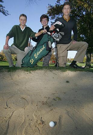 Boys state golf