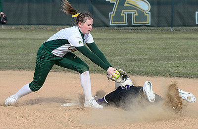Autumn Acord's homer makes difference in Keystone win over Amherst