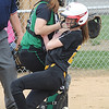 Columbia v Black River softball :