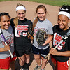 Elyria softball seniors :