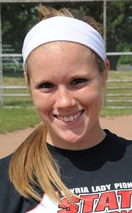 Stephanie Yonkings Elyria softball