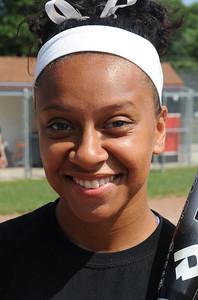 Darien Ward Elyria softball