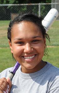Alanna Williams Elyria softball