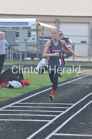 Fulton Invitational girls meet (4-21-14)