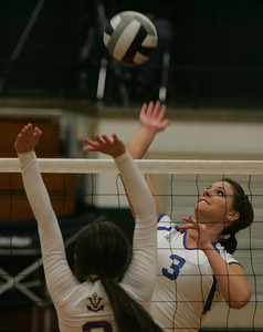 #3 Arrianna Cumberledge of Midview.         photo by Chuck Humel
