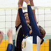 Amherst vs. Olmsted Falls volleyball :