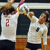 Avon Lake vs Elyria Catholic volleyball :