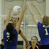 Avon Lake vs. Midview volleyball :