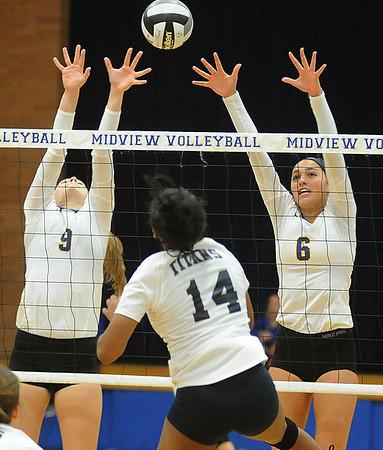 High School Volleyball: Avon makes quick work of Lorain