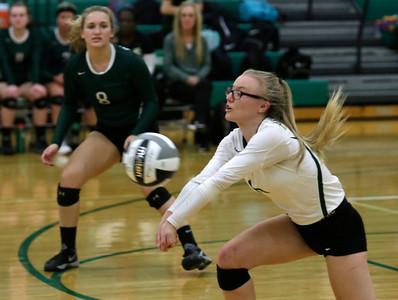 High School Volleyball: Elyria Catholic sweeps past Keystone