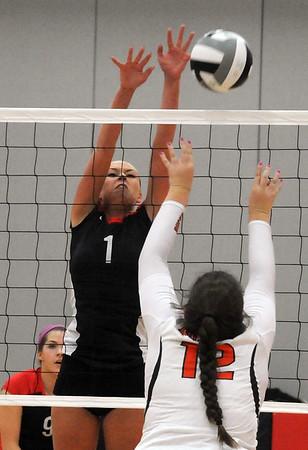 High school volleyball: Cards feel good after testing Bucks