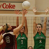 Wellington vs. Columbia volleyball :