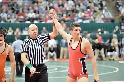 2016 state wrestling tournament