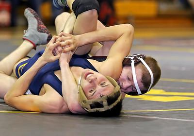 Nick Amspaugh vs. Jarrett Hylton