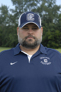 Head coach Jason Hippenstiel