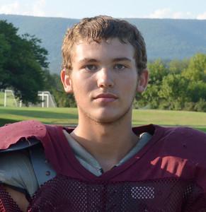 Zack Schrader, Jr., OL/DL