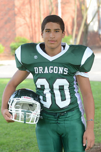 Jose Rosa, Jr., RB/LB