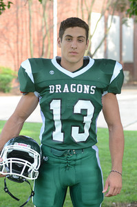 Cyrus Perez, Jr., RB/WR/DB