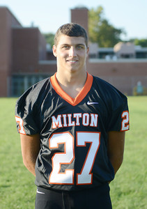 Clayton Messinger, Sr., RB/DB