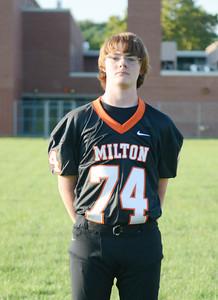 Brandon Hoey, Soph., OL/DL
