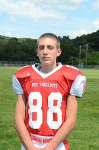 Nick Rossi, Jr., WR/DB