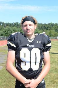 Chase Tillett, Soph., TE/DL