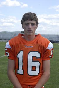 Peyton Barge, Jr., WR/DB