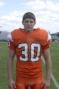 Cole Reed, Jr., RB/LB