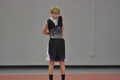 Higher Level basketball game