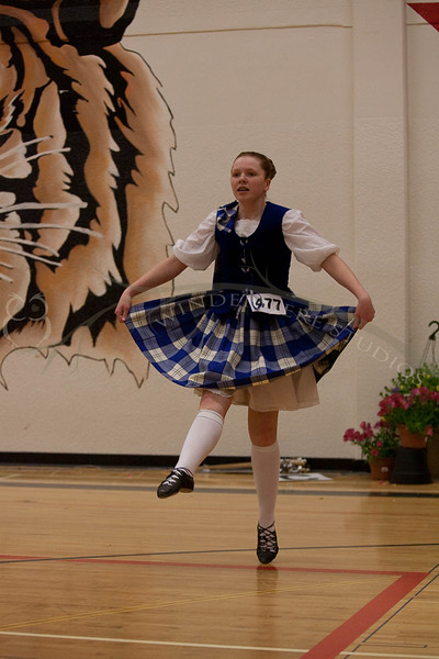 Sat Dance AM card 2-0287