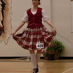 Sat Dance AM card 2-0161
