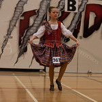Sat Dance AM card 2-0274