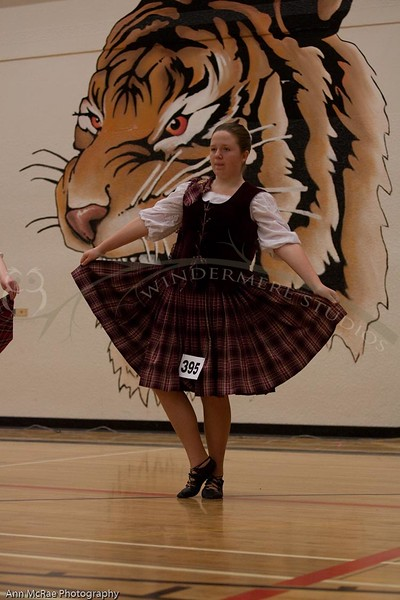 Sat Dance AM card 2-0156