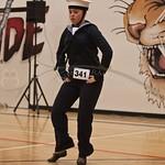 Sat Dance AM card 6-0349