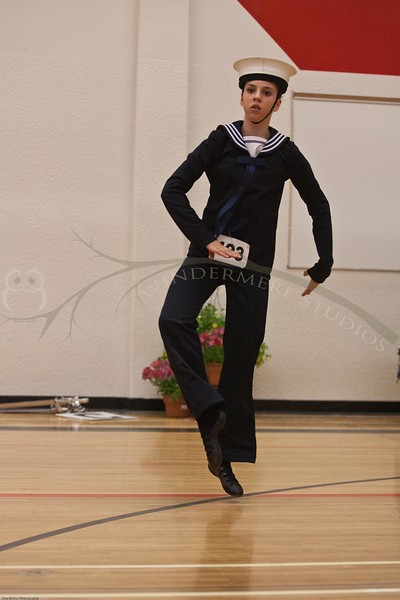 Sat Dance AM card 6-0421