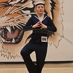Sat Dance AM card 6-0411