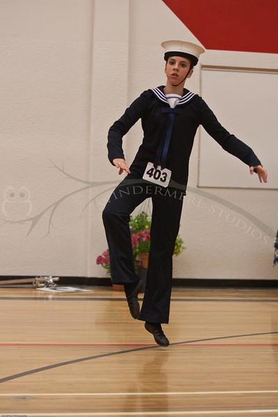 Sat Dance AM card 6-0420