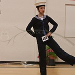 Sat Dance AM card 6-0416