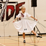 Sat Dance AM card 2-0251