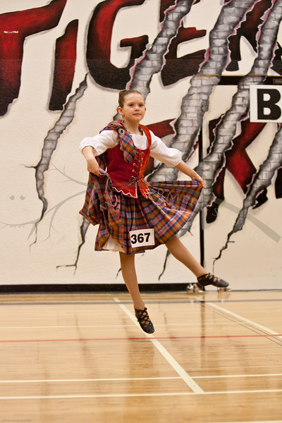 Sat Dance AM card 2-0255