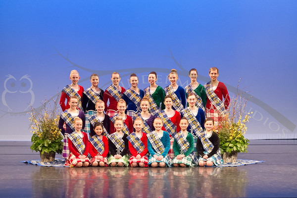 2012 Highland Dance Provincial Championship